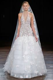 naeem khan bridal fall 2018 collection vogue