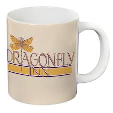Crazy Mugs by Gilmore Girls Dragonfly Inn Giant 20 Oz White Mug Wbshop Com