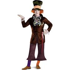 amazon prime halloween costumes amazon com disguise men u0027s mad hatter prestige movie clothing