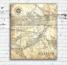Map Of Riverside Ca Riverside Ca Map 5 Mile Radius Map