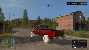 97 Ford F350 Truck Bed - ford f350 work truck v2