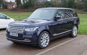 land rover car 2016 file land rover range rover autobiography 2016 jpg wikimedia commons