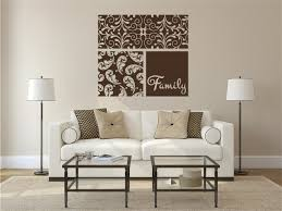 paneling family vinyl decal wall stickers letters words living