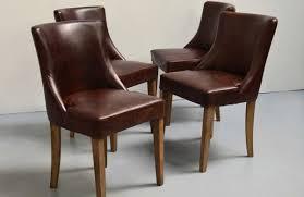 Lederstuhl Esszimmer Design Gefunden Retro Design Echtleder Stuhl Ascot