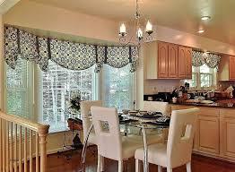 Dining Room Window Dining Room Window Valances Coffee Room Curtains Ideas Modern