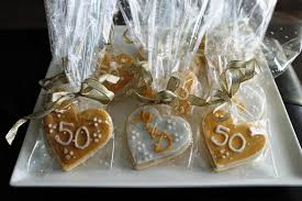 anniversary party favors beautiful 50th wedding anniversary decorations home outdoor 50th
