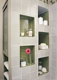 Small Bathroom Shelf Ideas 94 Best Bathroom Niches Shelving U0026 Storage Images On Pinterest