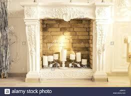 decorative fireplace design ideas decorate mantel for summer