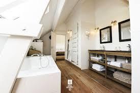 Small Attic Bathroom Sloped Ceiling by Shelves Under Sloped Ceiling Design Ideas