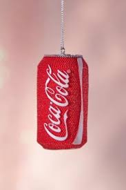 bling diet coke ornament silver bluewater 10 00