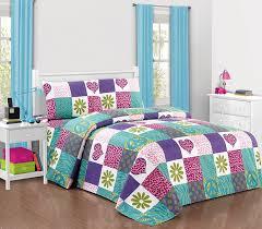Bedding Sets For Girls Print by Blue Animal Print Bedding Sets Images Fullscreen 4k Preloo