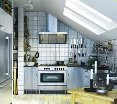 metal kitchen cabinets ikea neat design 4 clean stainless steel
