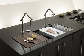 Countertop Kitchen Sink Kitchen Sink Styles And Trends Hgtv