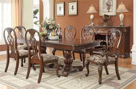 Dining Room Sets Las Vegas by Mcferran D9301 7 Pc Formal Dining Set Las Vegas Furniture Online