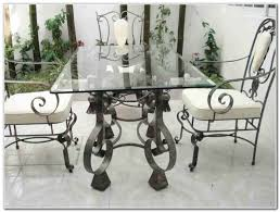 wrought iron dining room furniture dining room home decorating