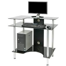 Modern Desks Small Spaces Furniture Space Saving Modern Small Computer Desk Ideas Small