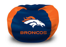 denver broncos bean bag chair nfl bean bag chairs
