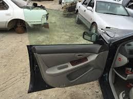 lexus es300 windshield lexus es300 sedan left front door shell 1996 1999 wrecking car