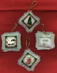 5 simple ornaments to make cotton ridge create