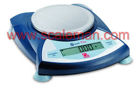 Ohaus Bench Scale Ohaus Sp602 Scout Pro Digital Scale Portable Laboratory Weighing