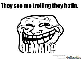 Trolling Memes - they see me trolling by zabix meme center