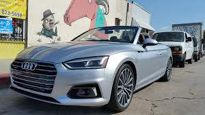 nissan convertible 2018 three things we love about the 2018 audi a5 cabriolet 2 0t quattro