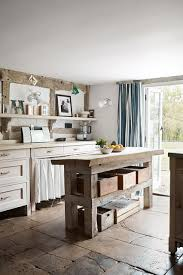 farmhouse kitchens ideas farmhouse kitchen with wooden island country kitchen ideas