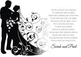 wedding gift money poem money poems for wedding invites yourweek 696f72eca25e