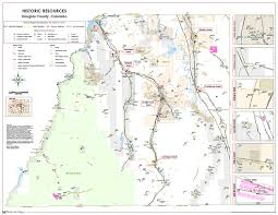 County Map Of Colorado Standard Map Products Douglas County Government
