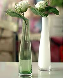 Colored Vases Wholesale Small Tube Table Decoration Colored Glass Vases Wholesale Buy