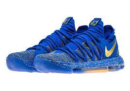 kevin durant s newest kd 10 shoe lists his accomplishments with