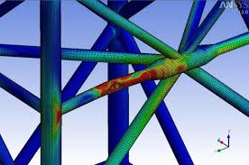 design of jacket structures grantec services offshore structures