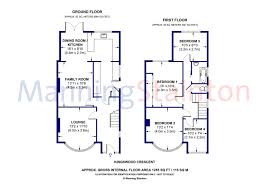 3 5 M To Feet 4 Bedroom Property For Sale In Kingswood Crescent Roundhay Leeds