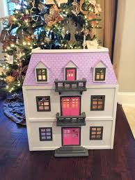 Potterybarn by Dollhouse Makeover Pottery Barn Inspired House Of Hargrove