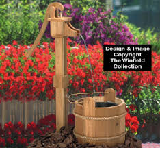 planter woodworking plans old pump u0026 washtub wood plan