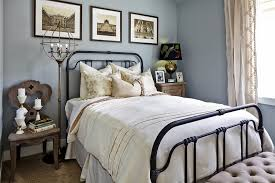 wrought iron bed frames bedroom shabby chic with bed bed frame bed