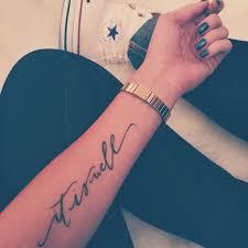 46 forearm quote tattoos golfian com
