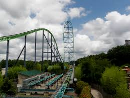List Of Roller Coasters At Six Flags Great Adventure El Toro Named Best Wooden Coaster In The U S