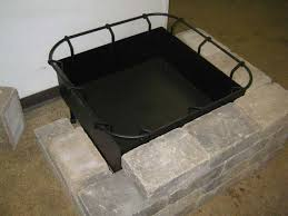 Firepit Inserts Luxury Pit Square Insert Steel Pit Inserts Square