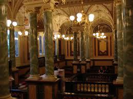 Interior Home Columns Dresden U0027s Semper Opera House Walled In Berlin