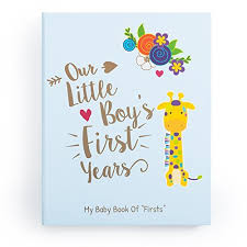 baby boy memory book ronica memory book for baby boy photo album easy to use