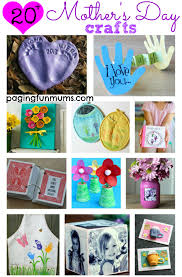 20 mother u0027s day crafts paging fun mums