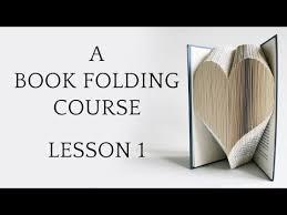 25 unique book folding ideas on pinterest folded book art book