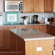 Vinyl Backsplash Ideas by Kitchen Fascinating Vinyl Wallpaper Kitchen Backsplash Design