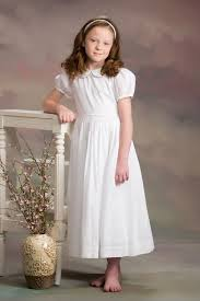 communion dress communion dress to size 12 white traditional classic w pearls