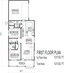 small two house floor plans house plan with garage svacuda me