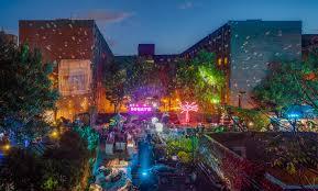 new york festival of light is illuminating dumbo starting tomorrow
