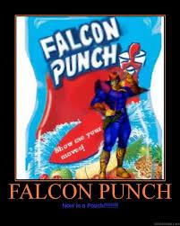 Falcon Punch Meme - falcon punch xd by ssgotenks650 on deviantart