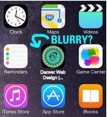 design icon wix if your wix website design s icon is showing up blurry on iphones
