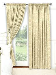 Gold And White Curtains White And Gold Curtains Winter White Gold Distressed Metallic